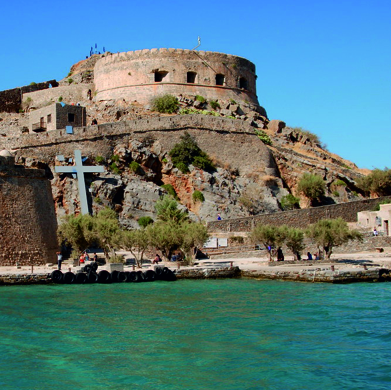 Spinalonga Castle